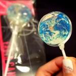 仙台市天文台のアースキャンディー400個がお土産人気で即日完売!「舐めるのが勿体無い」と話題に。