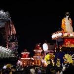 川越祭り2015年の日程は10月17・18日!見どころもご紹介!