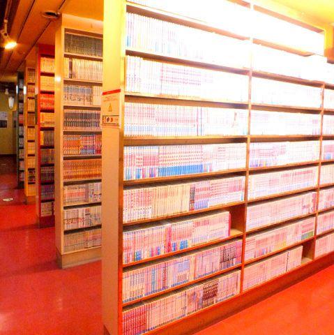 安い!楽しい!?新宿にあるネカフェでオススメ店をご紹介!