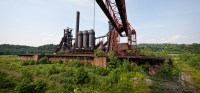 Abandoned America: The Carrie Furnaces - Travelers Roundtable