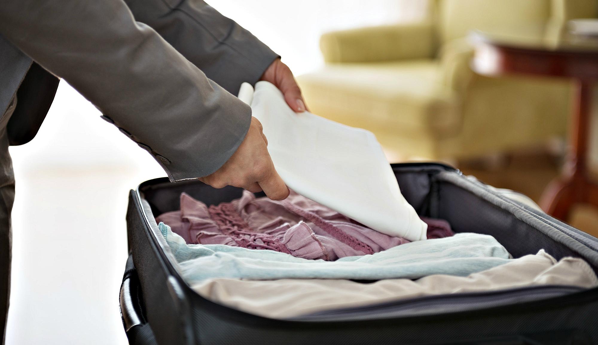 business trip checklist