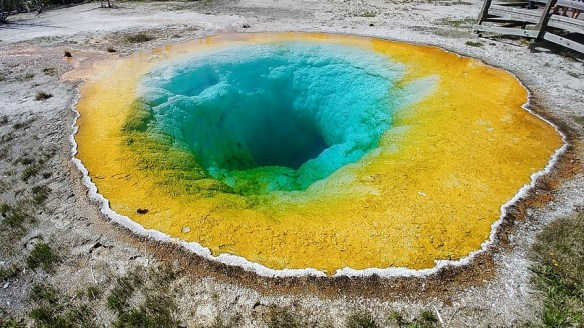 Yellowstone Where the Concept of National Parks Started
