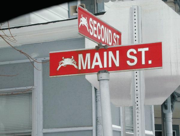 Main Street Crisfield