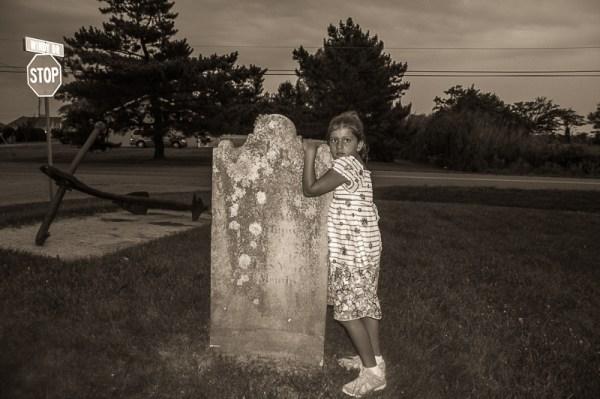 Lone Grave of Capt. William Carhart