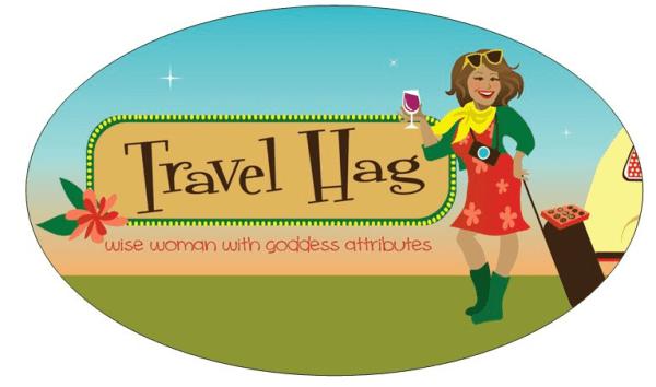 travel hag sticker