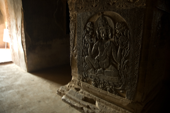 Nanpaya Temple Interior, Bagan