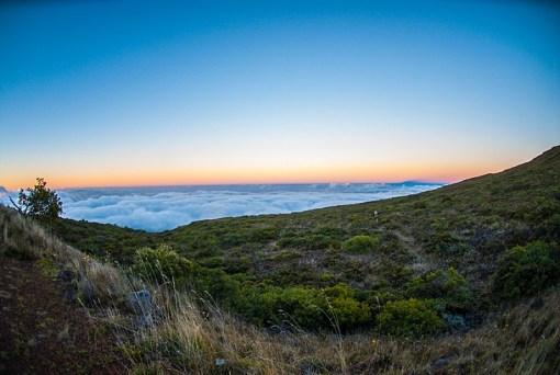Stargazing on Haleakala