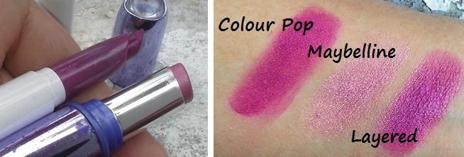 Colour Pop Too Sexy Maybelline Copper Pink (1)