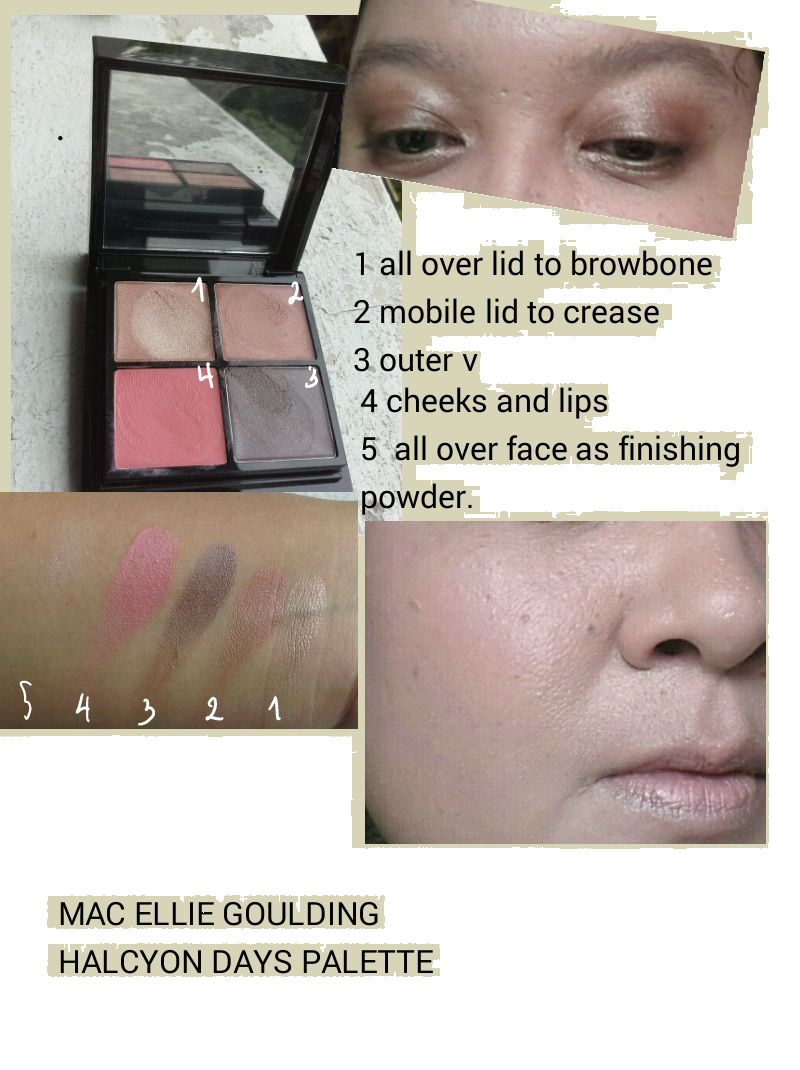MAC Halcyon Days Ellie Goulding (4)