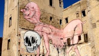 Elusive Street Art Of Palermo