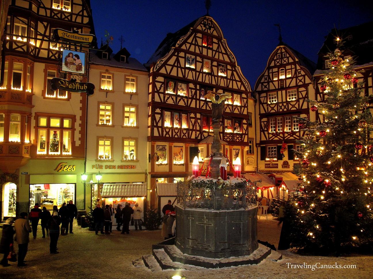 Europe39s Festive Christmas Markets Germany