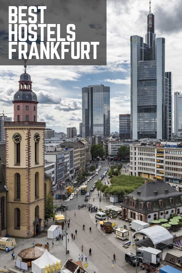 Cash Pool Frankfurt Hauptbahnhof 6 Best Hostels In Frankfurt Germany 2019 Comparison