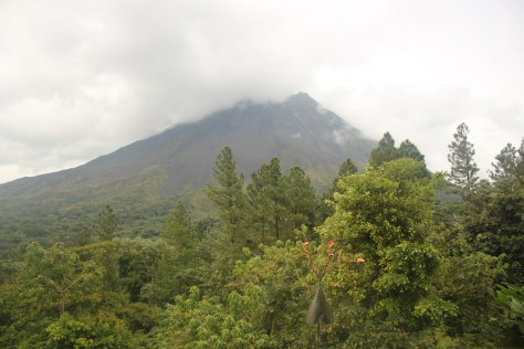 Volcan Arenal; Costa Rica; 2013