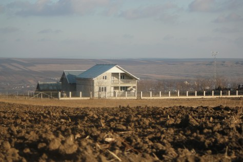 Farm House; Romania; 2011