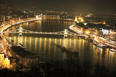 Cityscape; Budapest, Hungary; 2011