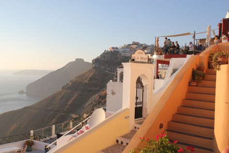 Beauty; Santorini Island, Greece; 2013