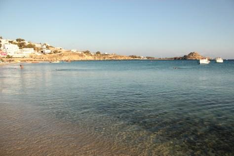 Oceanscape; Mykonos Island, Greece; 2013