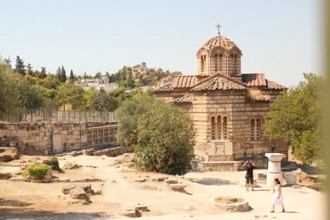 Landscape; Athens, Greece; 2013