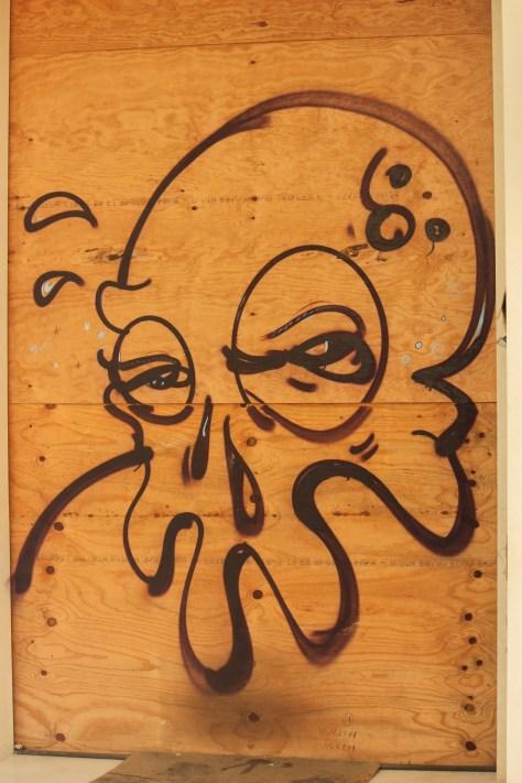 Graffiti; Athens, Greece; 2013