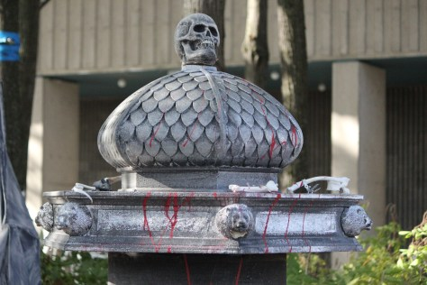 Skull; Montreal, Canada; 2011