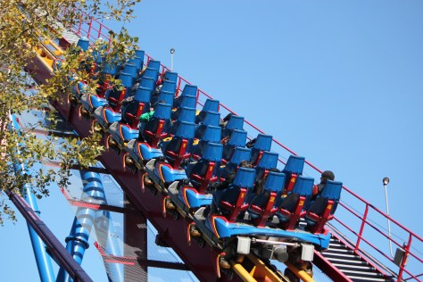 Rollercoaster; Montreal, Canada; 2011