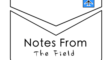 Notes from the field #4