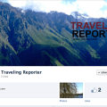 Traveling Reporter on Facebook @ facebook.com/trarep