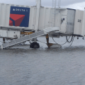 LaGuardia-flooded