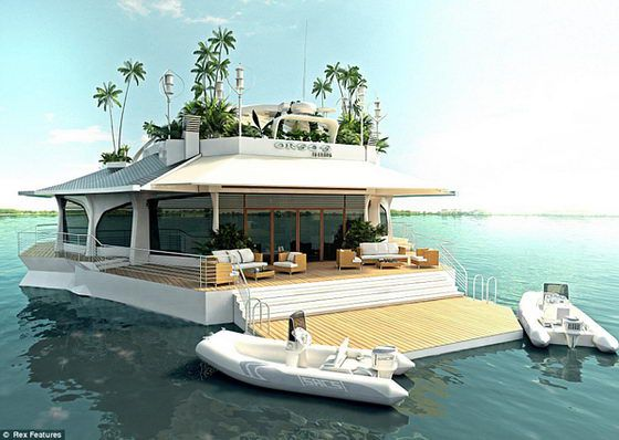 xfs 620x450 s80 OsrosFloatingIsland1 0 LUXURY YACHTS: Back to the future pics shipping boats