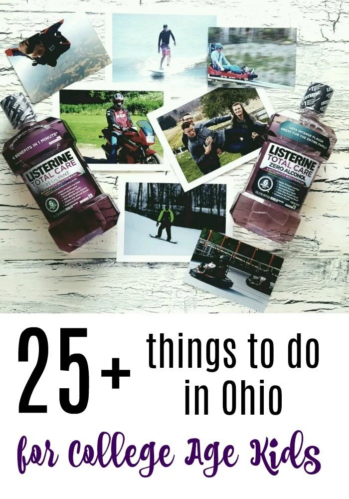 25+ Fun Activities and Things to do in Ohio for College Age Kids