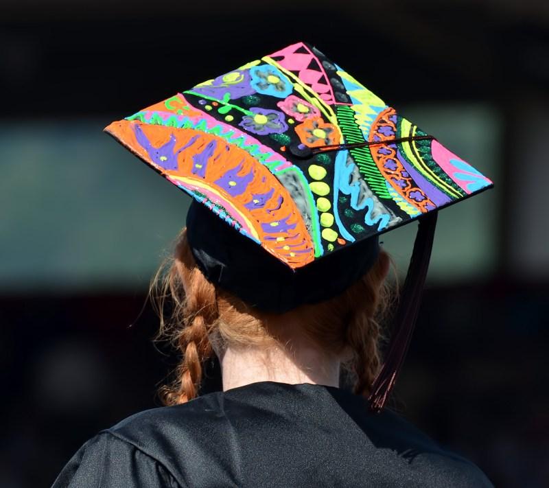 Large Of Grad Cap Decoration