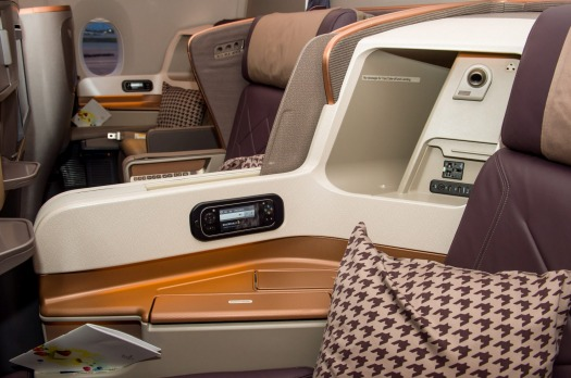 Baby Bassinet Japan Airlines Airline Review Singapore Airlines Business Class