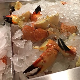 Fresh Stone Crab