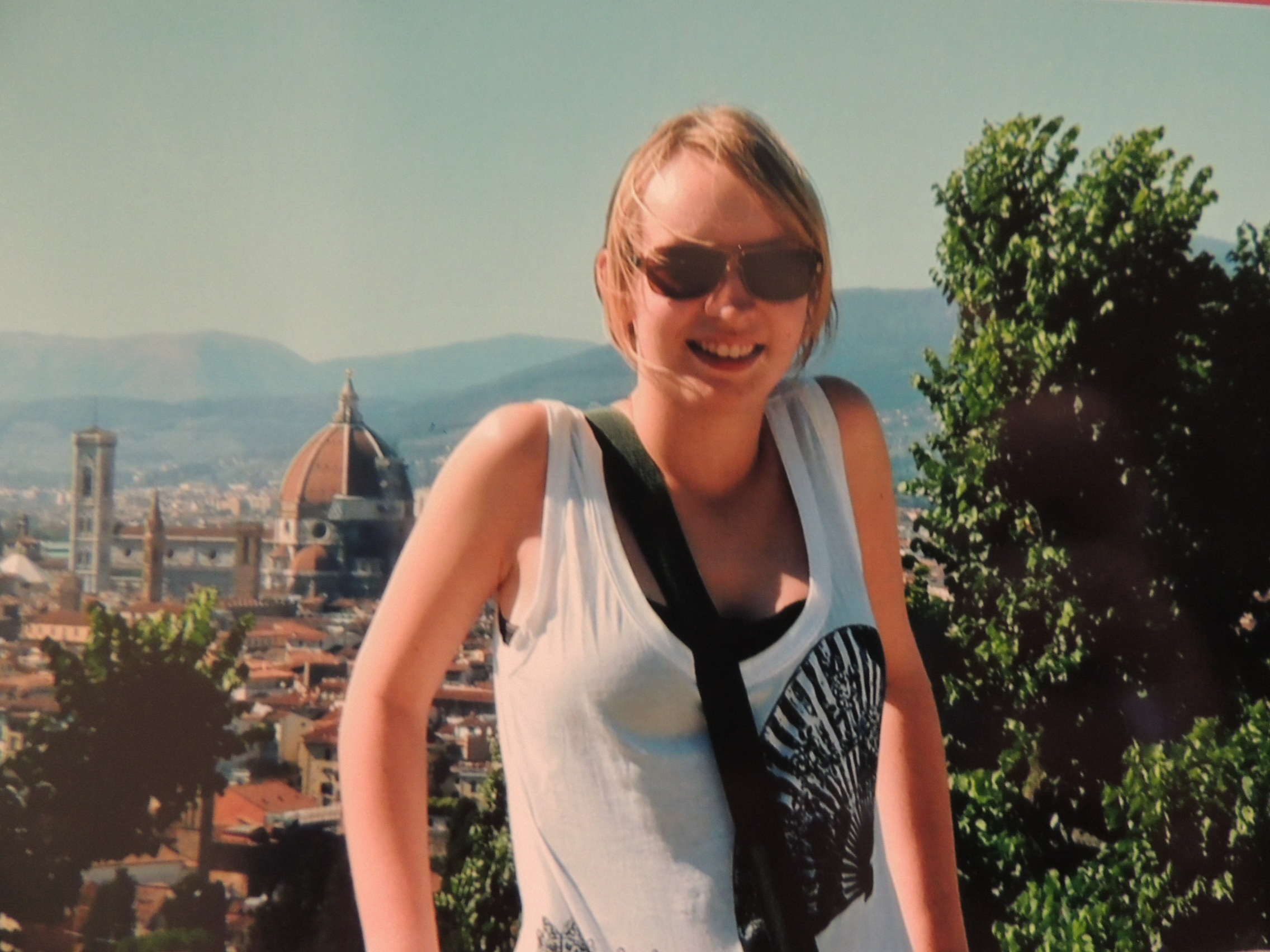 Can you tell me an essay about summer vacation in florence?