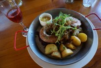 Duckstein Brewery Swan Valley Perth Brewer's Pan lunch