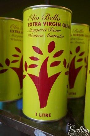 Olio Bello Extra Virgin Olive Oil organic Margaret River Australia