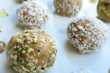 sugar free bliss ball