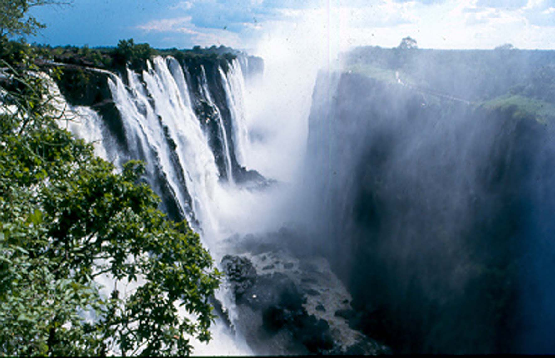 Falls Wallpaper Waterfall Victoria Falls Devil S Pool Travelling Moods