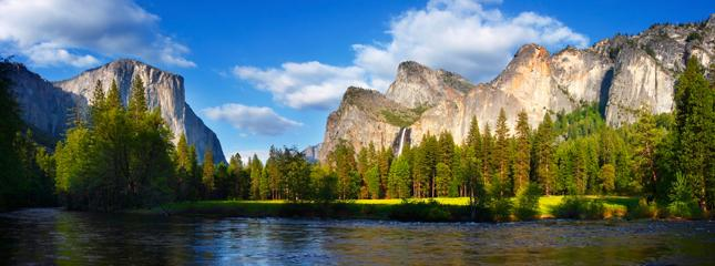 Fall Cabin The Woods Wallpaper Yosemite National Park In California Travelling Moods