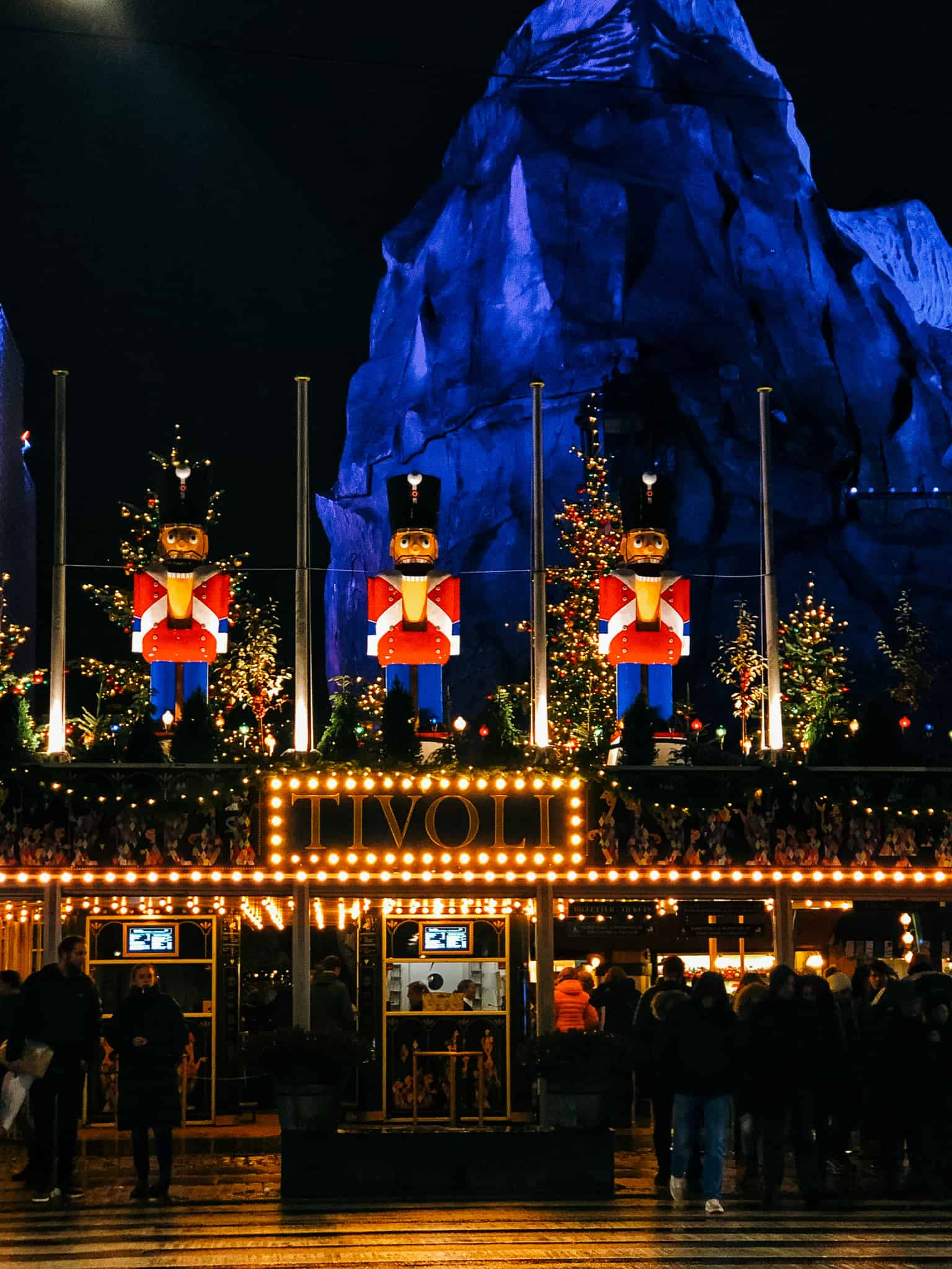 The Best Place To Experience Christmas The Tivoli Gardens Christmas Market Travelling Thirties