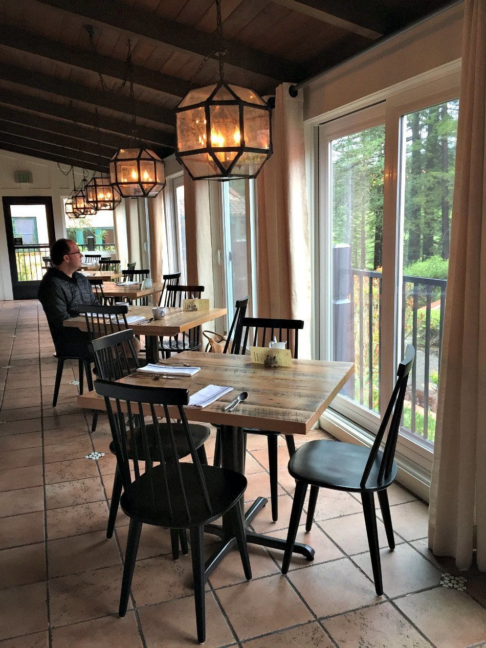 Cucina Restaurant Orchard Hills Applewood Inn Review Sonoma Valley Romantic Getaway
