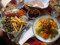 Moroccan cuisine | Travel Memoir
