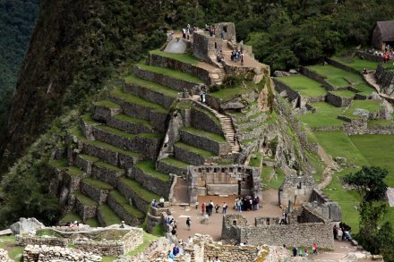 Families Have More Options for Adventure in Peru