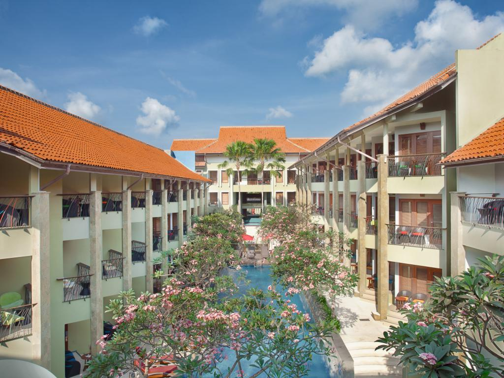 All Seasons All Seasons Resort Legian Accommodation Bali