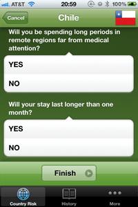 Answer questions - Healix app