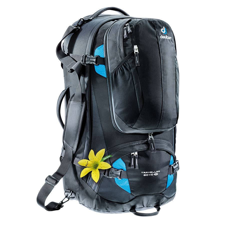 Travel Rucksack Deuter Traveller 60 10sl Ladies Travel Rucksack