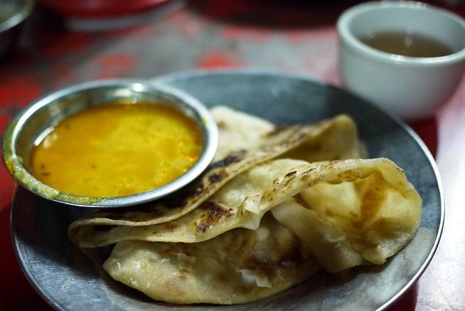 chapati in mandalay