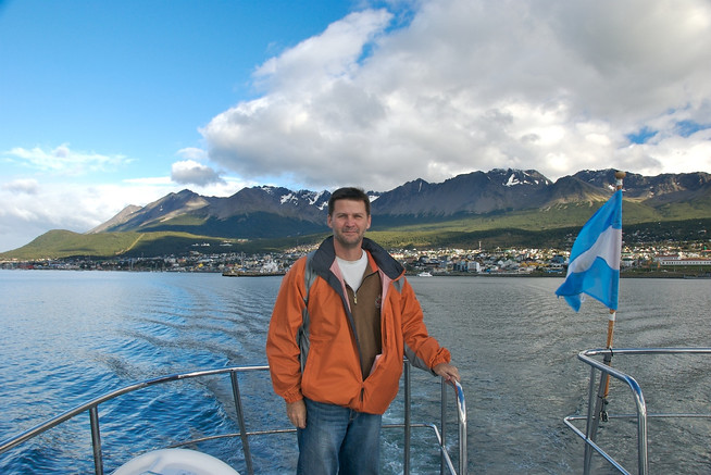 Ushuaia, at the end of the world