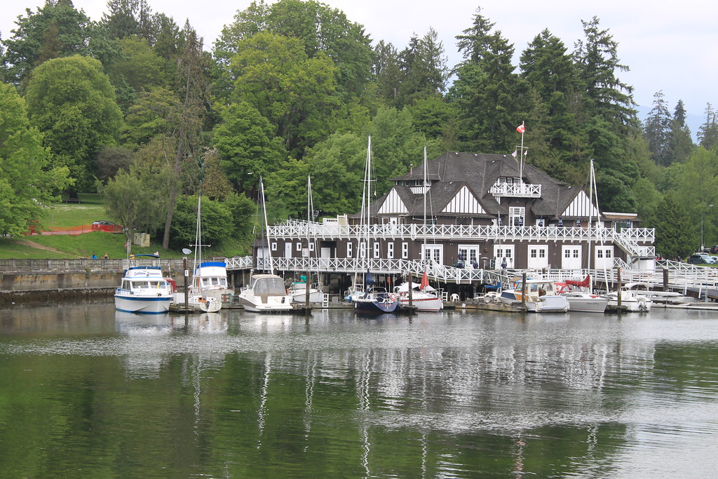 Stanley Park Yacht Club - Vancouver, British Columbia - Photo