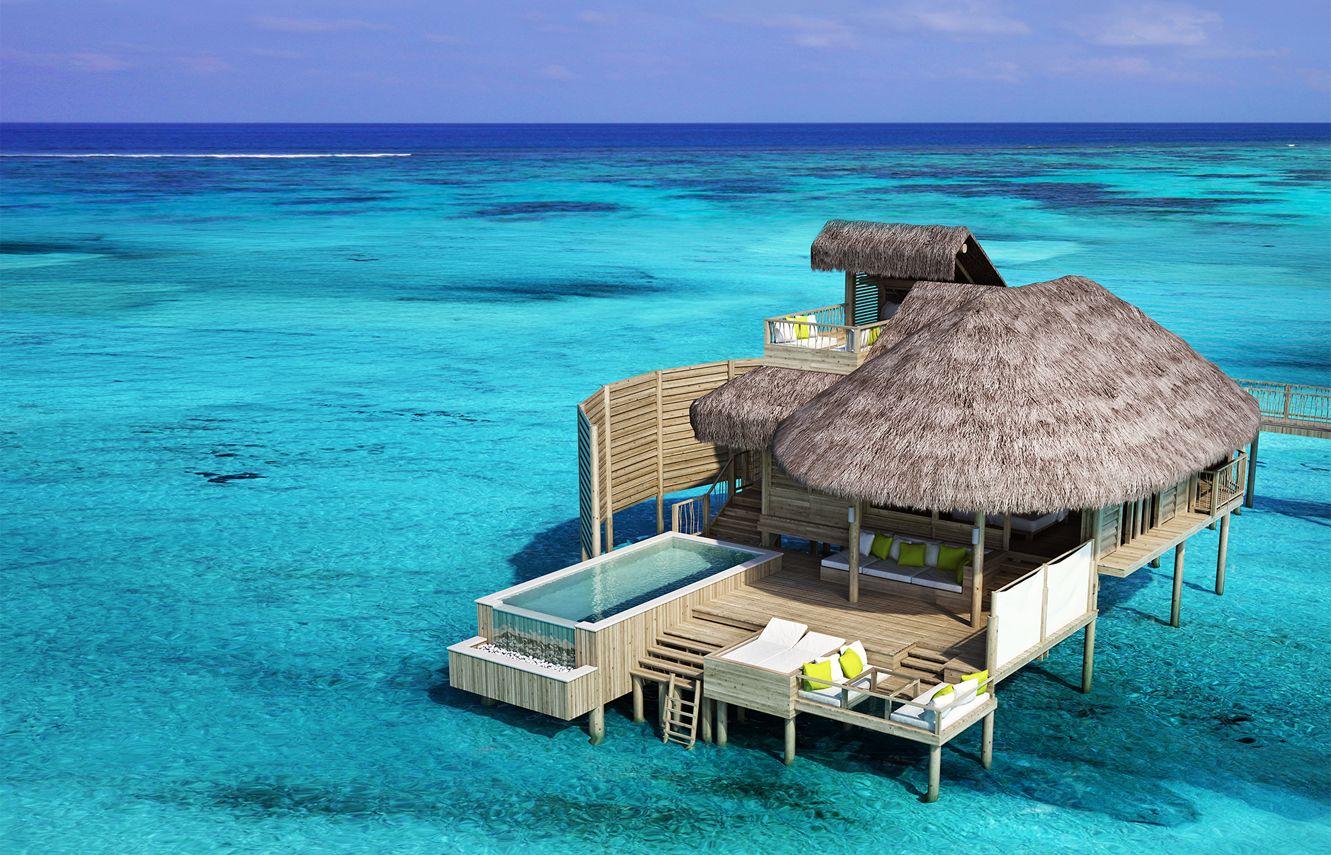 Luxury Holiday Villa With Pool The Top 15 Luxury Resorts In The Maldives Luxury Hotels